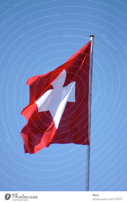 Swiss Switzerland Flag Europe