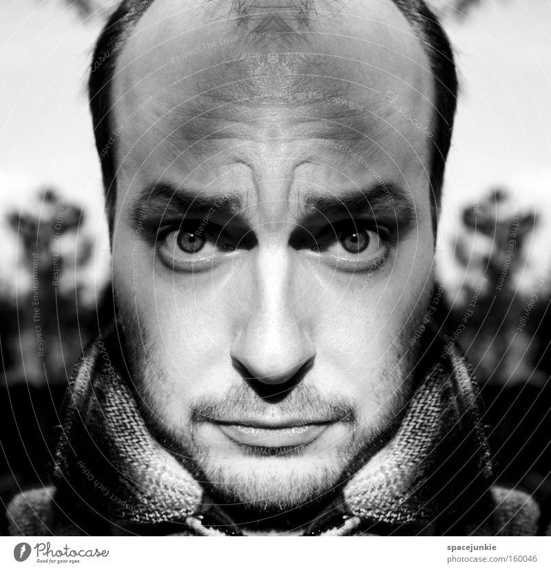 Man Joy Whimsical Soul Freak Forehead Hypnotic