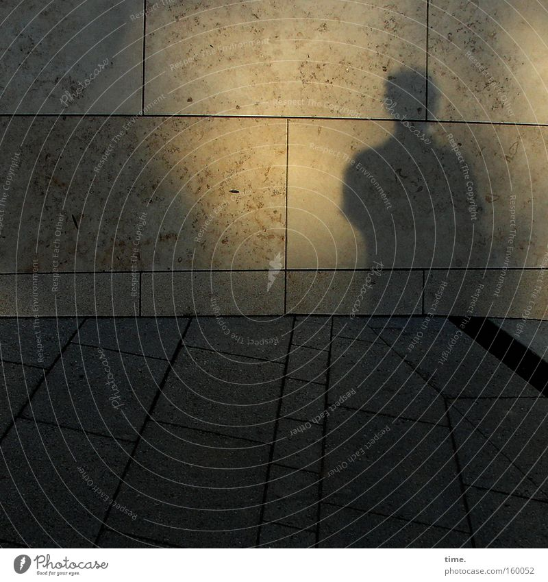 temple guard Light Shadow Silhouette Man Adults Stand Dream Dark Watchfulness Boredom Mysterious Tile Wall (building) Comfortless Temple Noble allegory