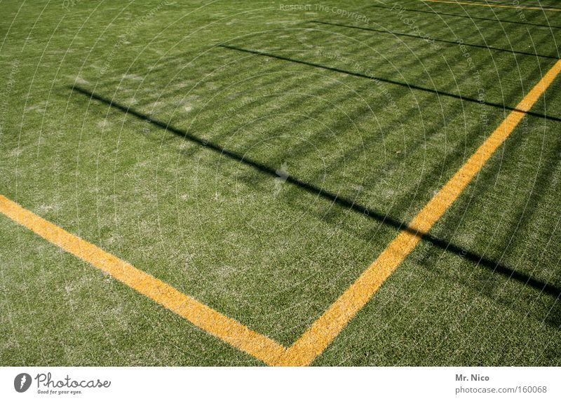 Green Yellow Sports Playing Sand Line Corner Lawn Floor covering Leisure and hobbies Sign Fence Ball sports Sporting grounds Artificial lawn