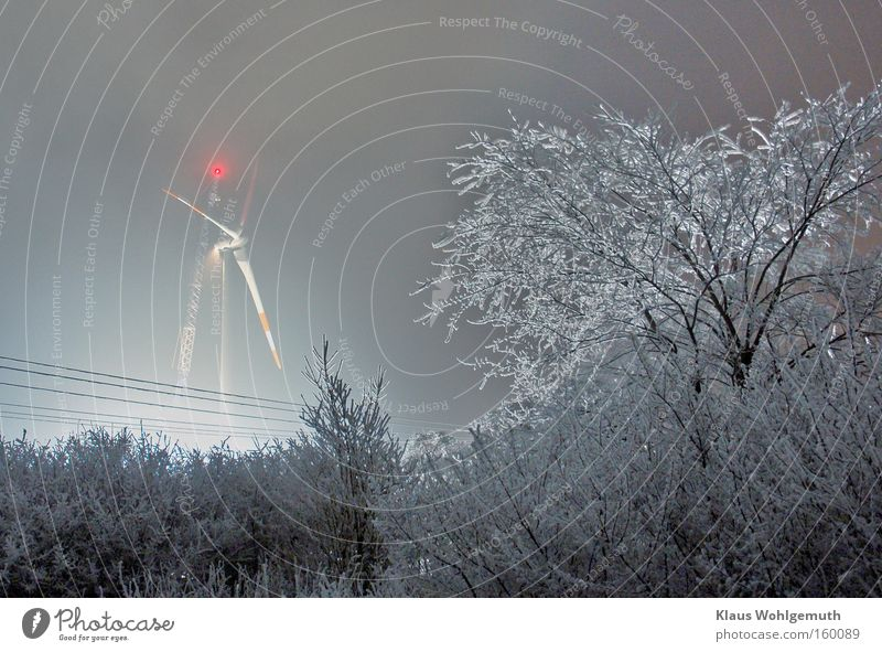 Tree Red Winter Snow Lighting Lamp Work and employment Bushes Construction site Frost Wind energy plant Trade Crane Hoar frost Agitated