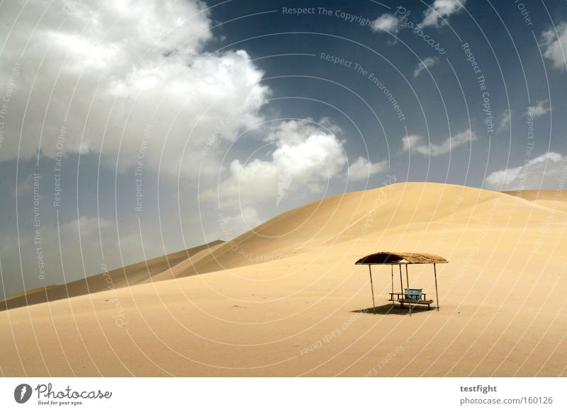 sand Beautiful Calm Vacation & Travel Expedition Environment Sand Sky Climate Climate change Warmth Desert Protection Wanderlust Loneliness Weather protection