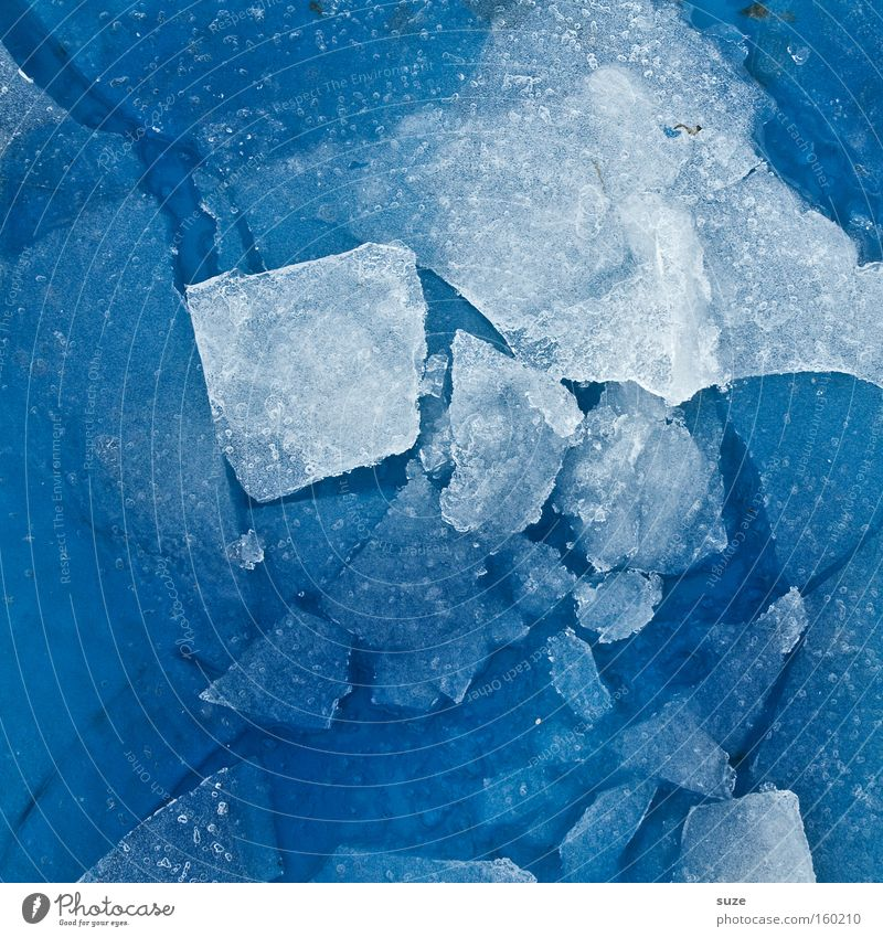 ice blue Snow Weather Ice Ice floe Frozen Blue Ground Background picture Structures and shapes Precipitation Climate Cold Frost Water Melt Winter Block of ice