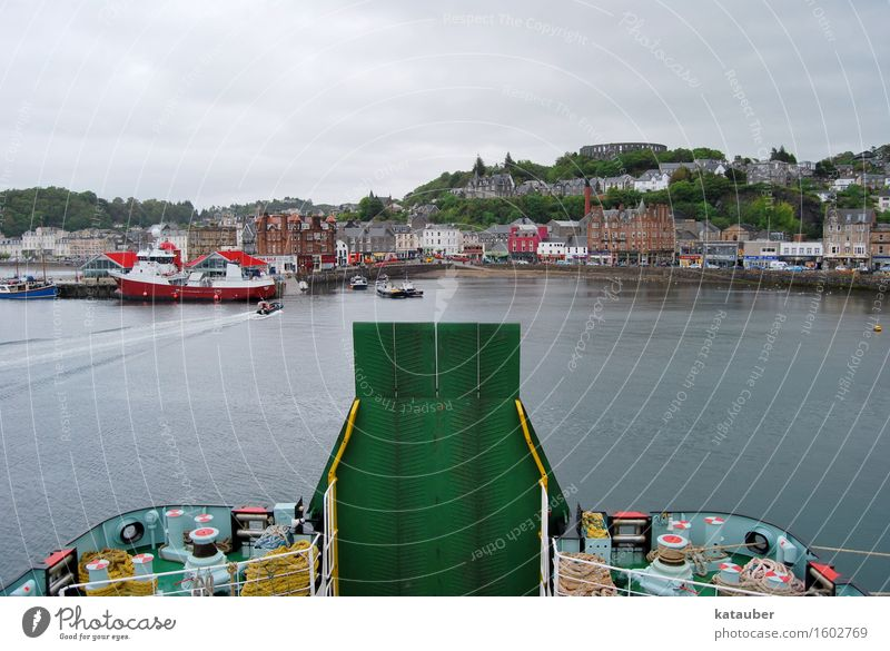 Leave the safe harbor. Navigation Ferry Harbour On board Driving Vacation & Travel Anticipation Optimism Curiosity Hope Adventure awakening Going Oban Scotland