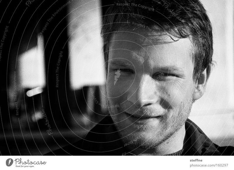 Man White Face Black Portrait photograph Head Venice