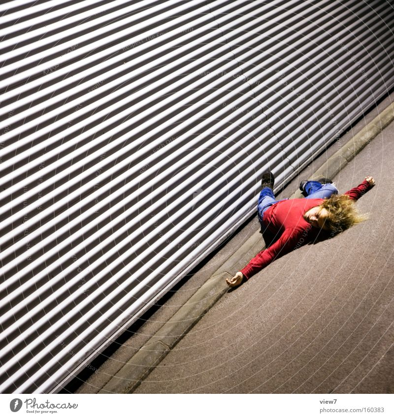 Man Death Line Fear Free Crazy Action Lie Concentrate Stage play Panic Accident Aluminium Frightening Sacrifice