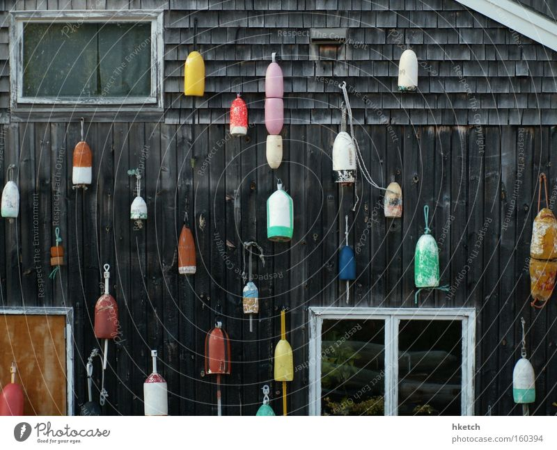 Fishing for Compliments Buoy Fishing (Angle) Multicoloured Spoon bait Nutrition Fisherman House (Residential Structure) Hut Hang up Maine Leisure and hobbies