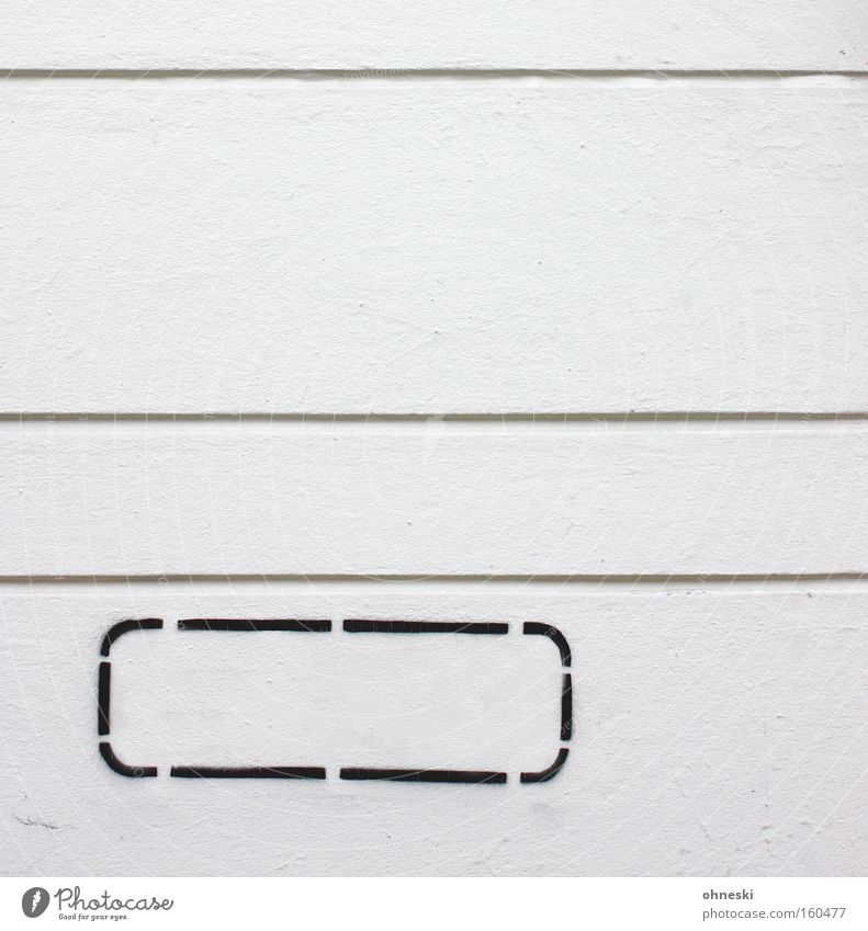White Black Wall (building) Line Graffiti Empty Arrangement Communicate Write Frame Street art Mural painting