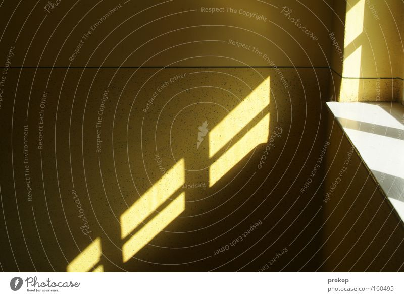 Sun Joy Dark Window Bright Line Places Illustration Concentrate Diagonal Hallway Graphic Progress Light