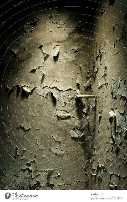 Old Colour Life Dark Room Time Living or residing Transience Derelict Decline Iron-pipe Crack & Rip & Tear Destruction Memory Location Bursting