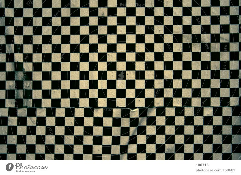 Photo number 115327 Black White Square Structures and shapes Pattern Classification Graphic Background picture Checkered Wallpaper Wall (building) Decoration
