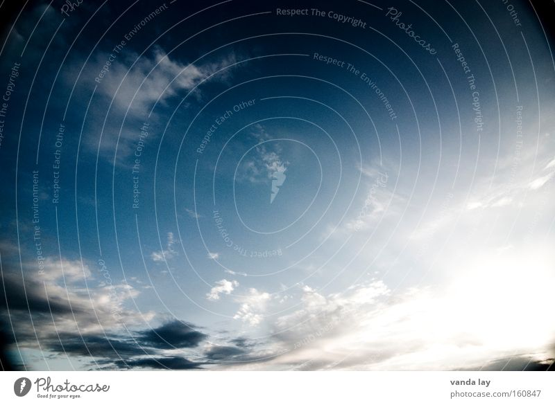 Sky Nature Blue Sun Clouds Rain Weather Background picture Beautiful weather Gale Thunder and lightning Predict Ozone Force of nature