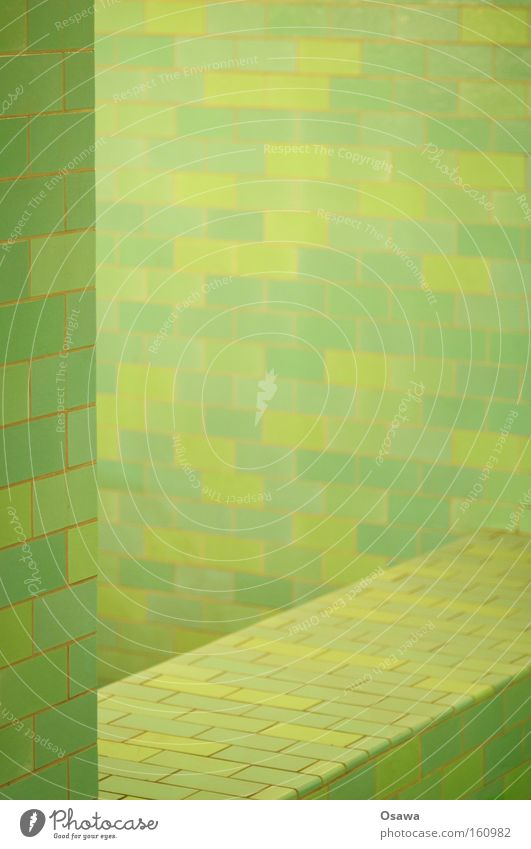 |/ Architecture Tile Green Turquoise Pattern Grid Structures and shapes Room Wall (building) Corner Pottery Overlaid Alexanderplatz Train station