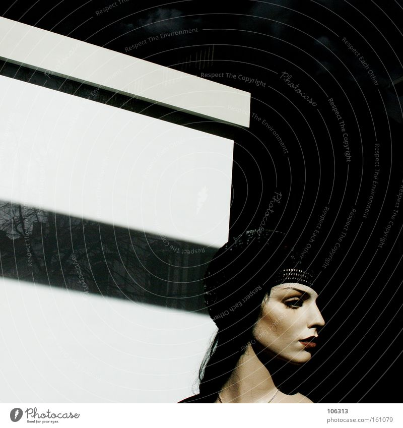 Woman Human being White Black Life Dark Feminine Emotions Style Death Window Sadness Think Mouth Nose Search