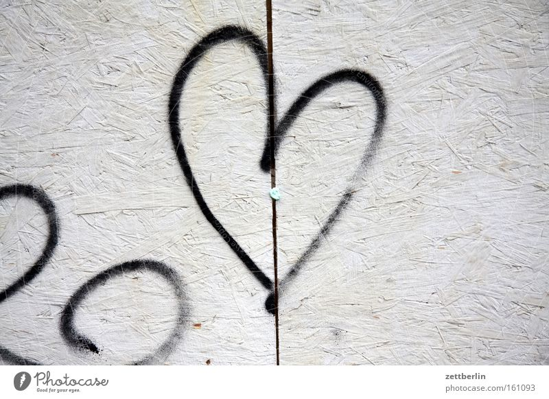 beginning of spring Heart Love Affection Spring fever Emotions Romance Relationship Marriage proposal Graffiti Painting and drawing (object) Communicate Drawing