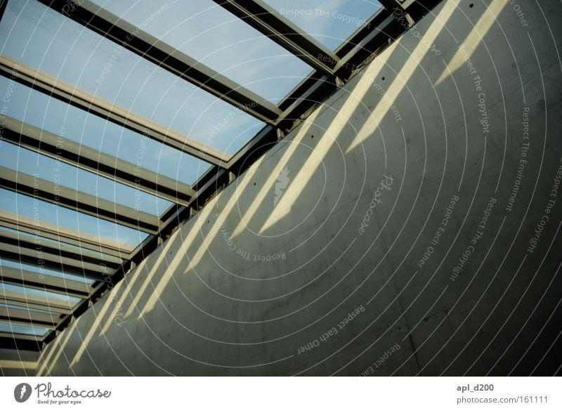 Sky Window Room Glass Concrete Europe Steel Steel carrier
