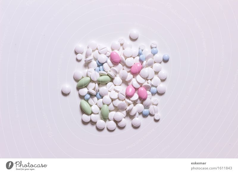 Blue Green White Healthy Health care Pink Esthetic Many Illness Medication Alternative medicine Addiction Healing Pill Pastel tone Medical treatment