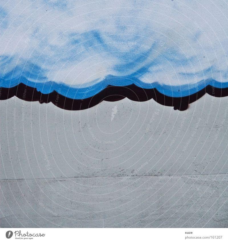 sky blue white sun clouds