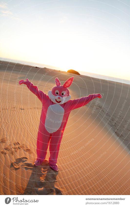 Tadaaa! Art Work of art Esthetic Hare & Rabbit & Bunny Presentation Hare ears Hare hunting Rabbit's foot Costume Disguised Joy Comical Funster