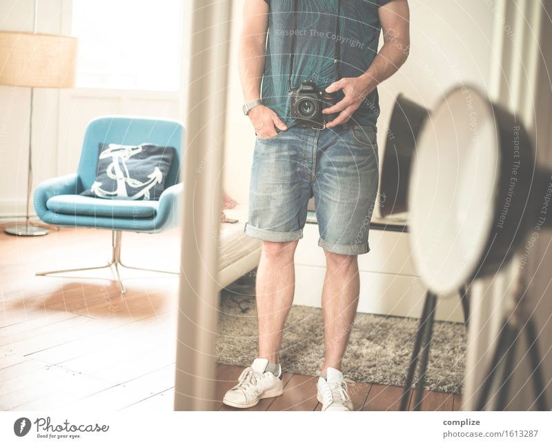 Summer-Selfie without head Lifestyle Style Joy Leisure and hobbies Take a photo Vacation & Travel Living or residing Flat (apartment) Interior design Decoration