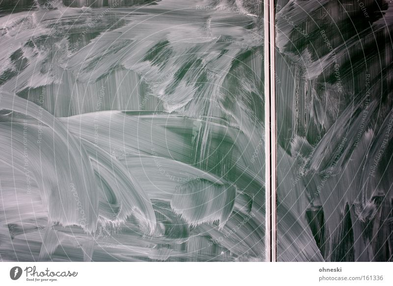 School Dirty Communicate Education Infancy Student Blackboard Chalk Lessons Sponge PISA study To make dirty