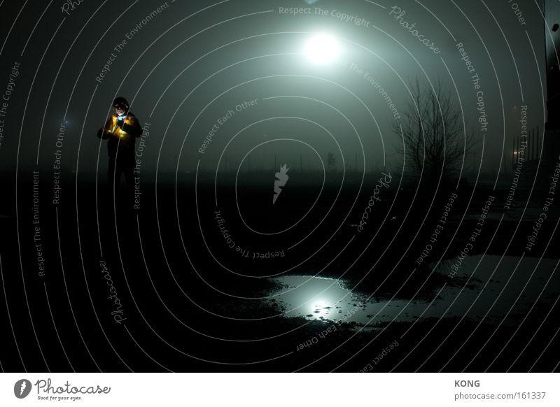 Dark Transience Creepy Escape Ghosts & Spectres  Mystic Floodlight Spook