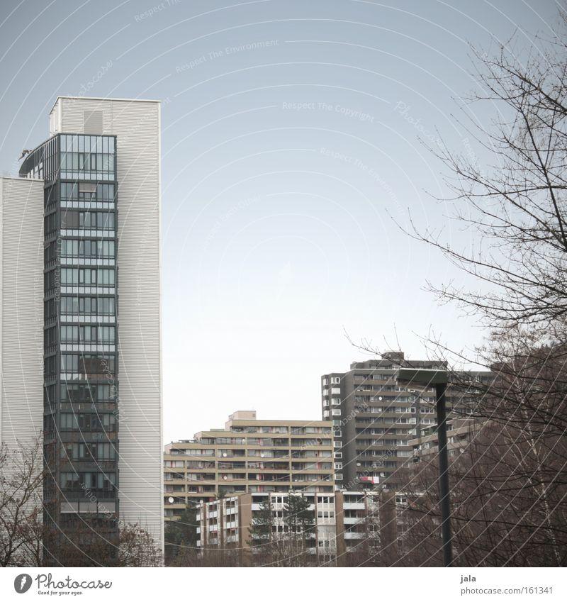 Sky House (Residential Structure) Germany Flat (apartment) High-rise Living or residing Quarter Settlement Neighborhood