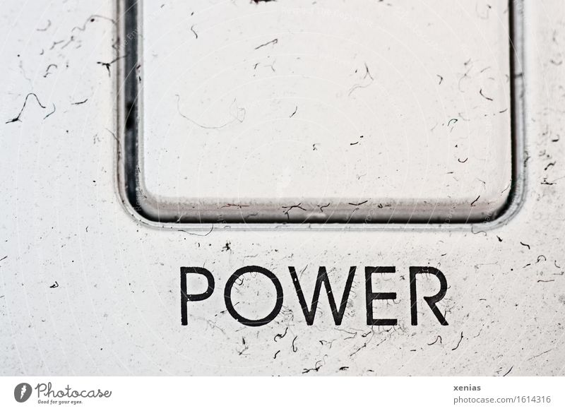 Power black writing under white switch power Switch Fluff Radio (device) Equipment toggle switch Technology Entertainment electronics Energy industry