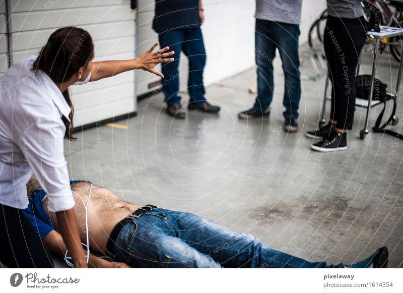 work accident Healthy Health care Medical treatment Human being Business resuscitation cpr aed Cardiopulmonar resuscitation Cardiac massage Defibrillation