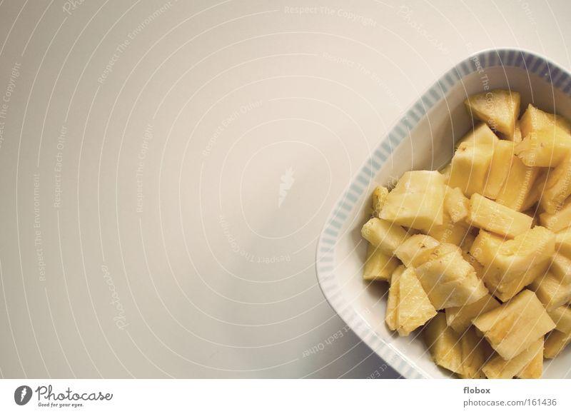 Healthy Fruit Nutrition Sweet Kitchen Plate Exotic Vitamin Caribbean Sea Cut Vegetarian diet Tropical Pineapple Tropical fruits