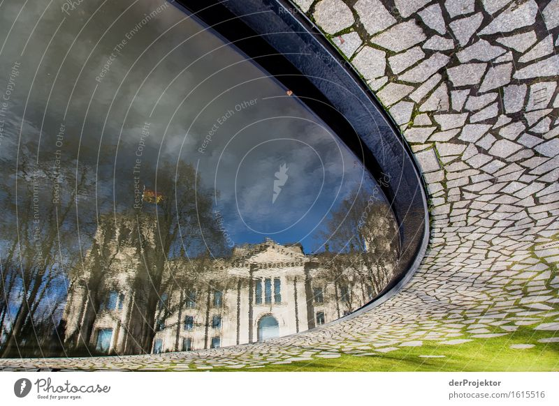 Memorial to the Sinti and Roma murdered under National Socialism Vacation & Travel Tourism Trip Sightseeing City trip Manmade structures Building Architecture