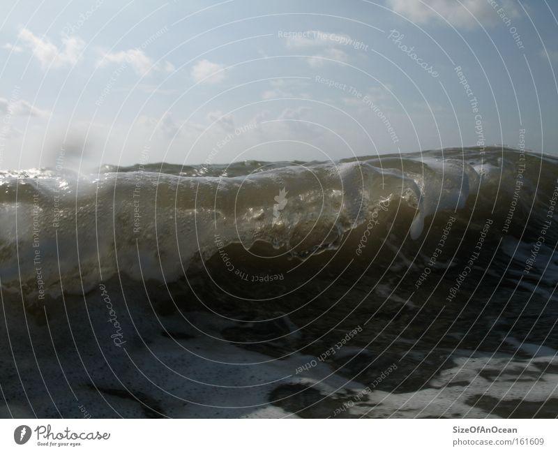 Little Big Wave Waves Ocean Water Beach Coast London Underground Natural gas pipeline