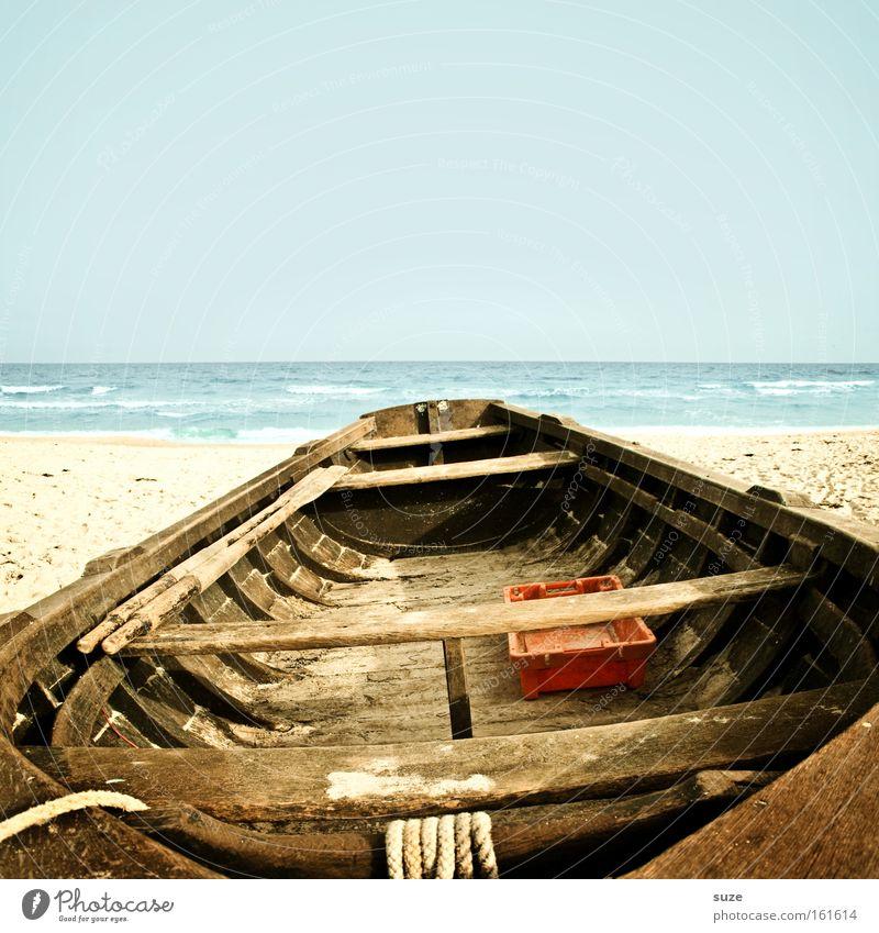 Sky Water Beach Ocean Vacation & Travel Calm Loneliness Relaxation Freedom Wood Dream Coast Watercraft Lake Horizon Trip
