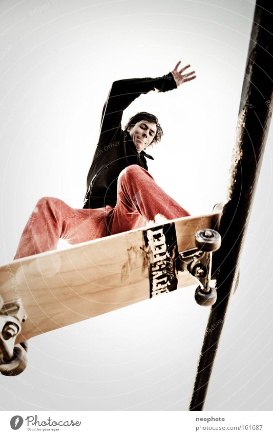 Joy Sports Playing Bridge Dangerous Skateboarding Wooden board Dome Coil Roll Closing time Funsport Church Wire cable