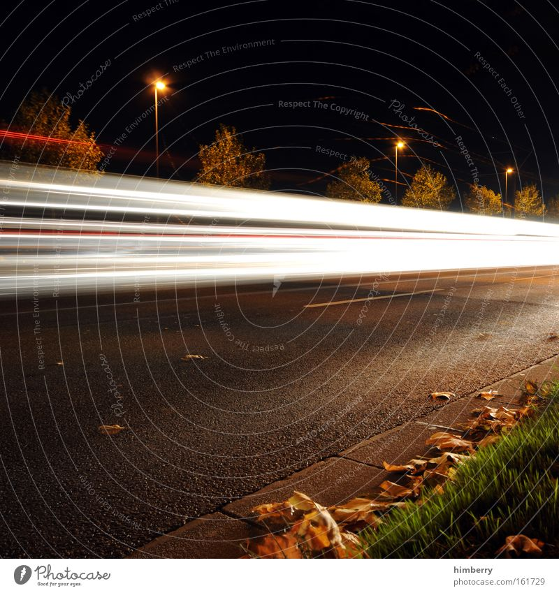 line of speed Colour photo Multicoloured Exterior shot Experimental Deserted Copy Space left Copy Space right Copy Space top Copy Space bottom Copy Space middle