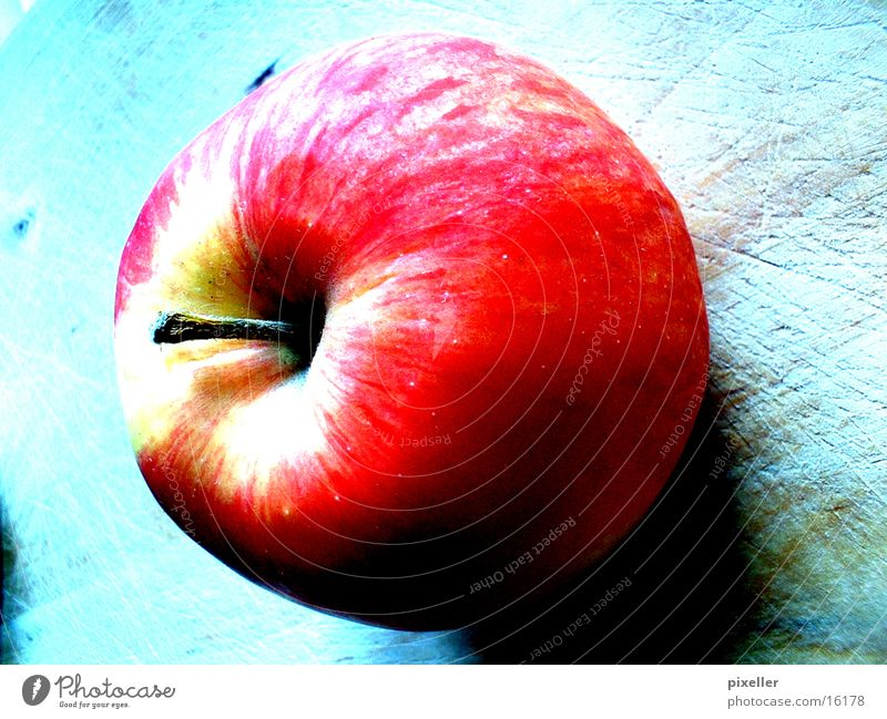 Red Colour Healthy Fruit Apple
