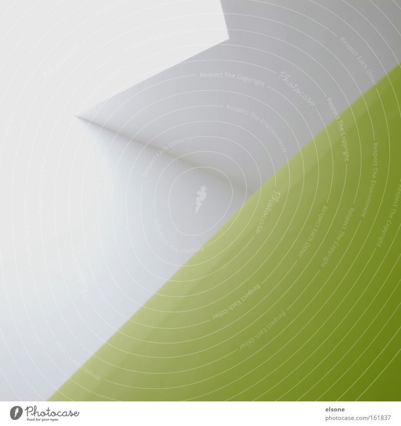 White Building Line Room Modern Corner Interior design Illustration Corner of the room Exhibition Graphic Triangle Minimalistic