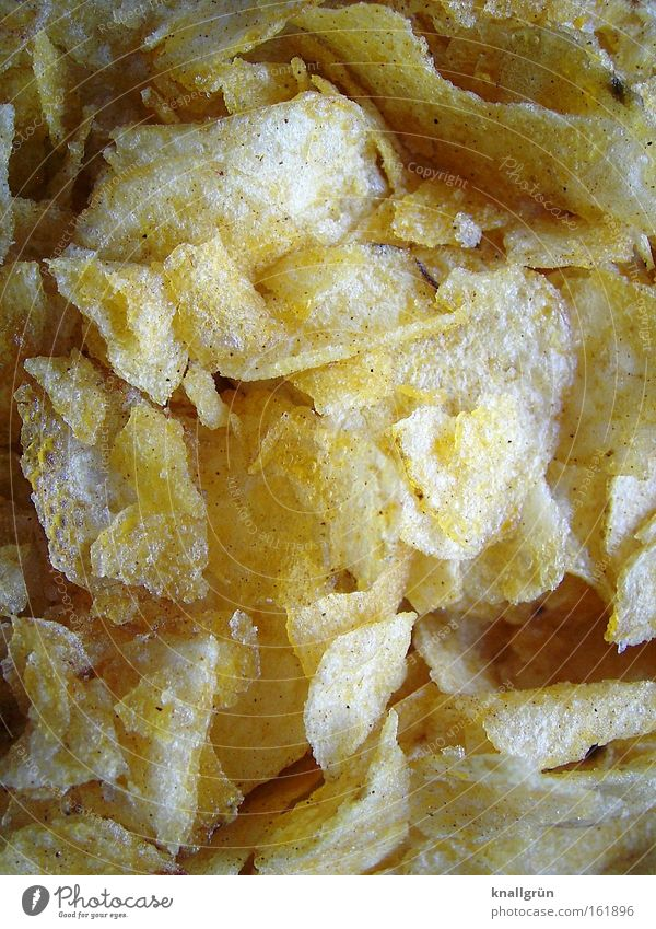 Food Nutrition Fat Fast food Unhealthy Snack Potatoes Calorie Crisps Vegetable Fatty food
