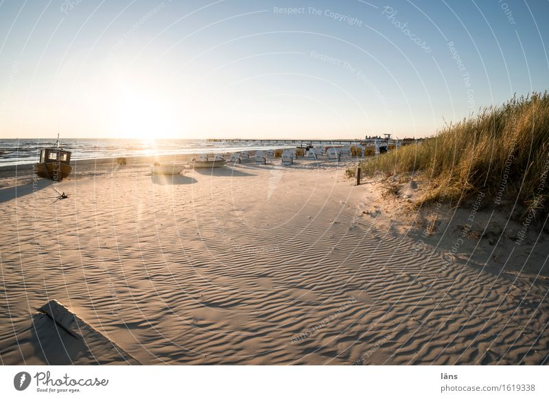a new day at the sea Vacation & Travel Tourism Trip Freedom Summer Summer vacation Sun Sunbathing Beach Ocean Island Waves Environment Nature Sand Air Water Sky