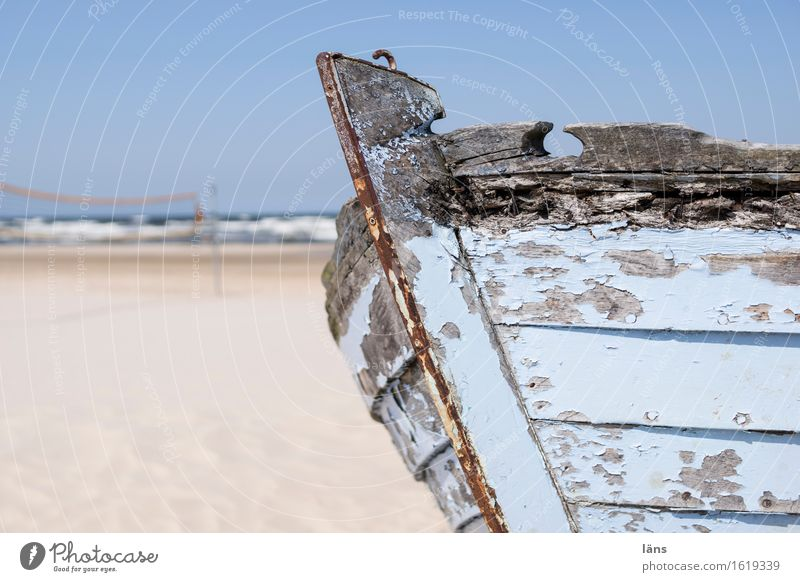 aground Vacation & Travel Tourism Trip Far-off places Freedom Summer Summer vacation Sun Beach Ocean Island Landscape Elements Sand Water Sky Cloudless sky
