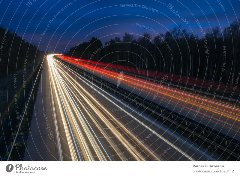 Vacation & Travel Far-off places Tourism Driving Traffic infrastructure Highway Road traffic