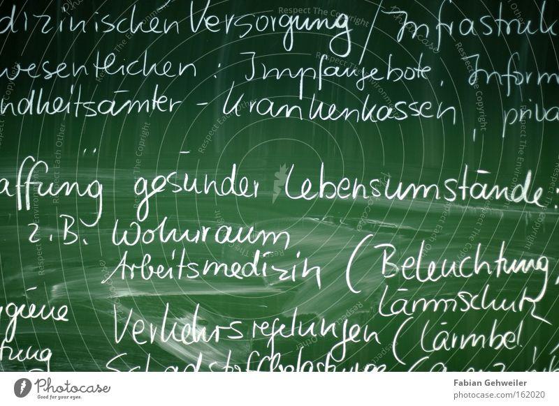 School Healthy Flat (apartment) Health care Blackboard Chalk Laws and Regulations Professional training Nursing
