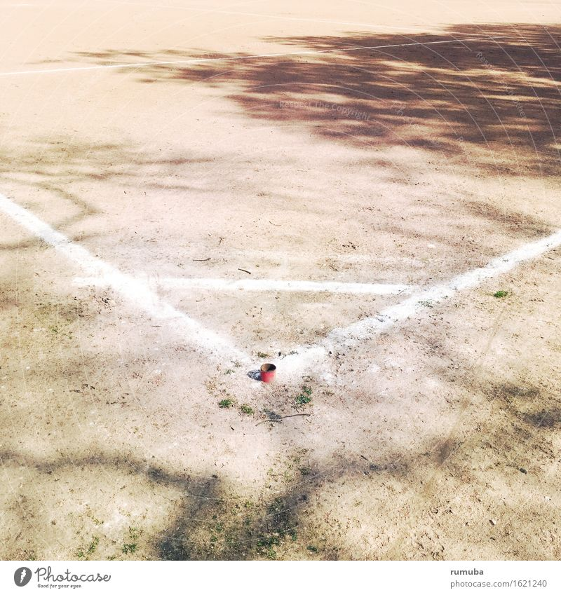 Corner - Gate Playing Sports Ball sports Football pitch Earth Simple Near Success Arrangement Soccer Sporting grounds grandstand Chalk Signs and labeling