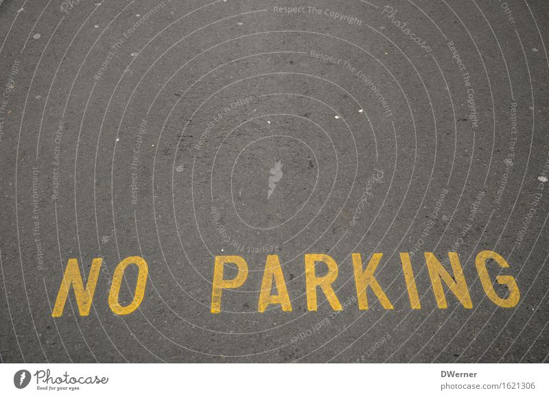 No Parking Driving school Business Closing time Town Capital city Pedestrian precinct Deserted Places Parking garage Transport Means of transport