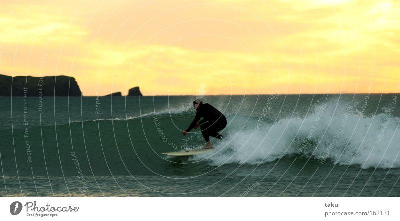 Ocean Waves Surfing New Zealand Funsport
