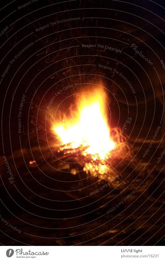 Fireplace Night shot