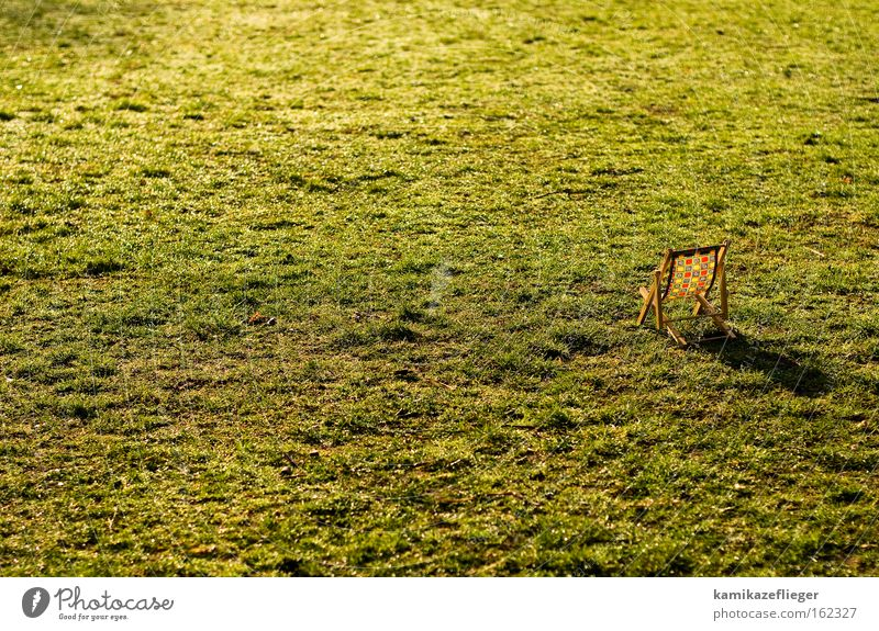 Summer Joy Relaxation Meadow Spring Garden Park Toys Furniture Sunbathing Deckchair