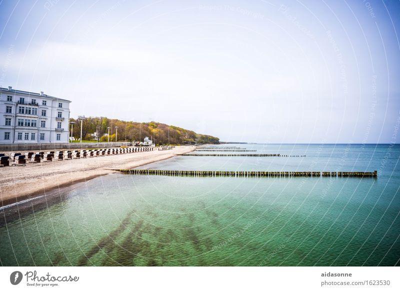 Landscape Calm Germany Contentment Beautiful weather Baltic Sea Cloudless sky Mecklenburg-Western Pomerania Caution Attentive