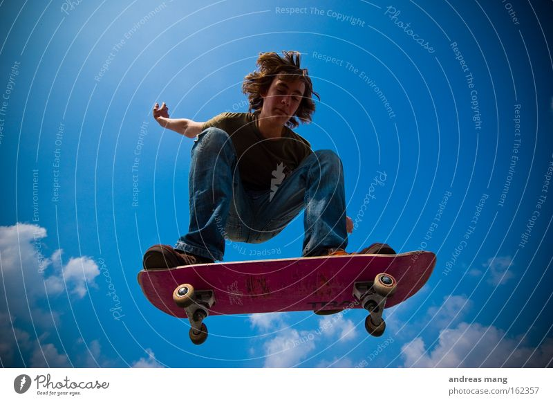 Joy Sports Life Jump Style Freedom Flying Skateboarding Concentrate To enjoy Effort Extreme Extreme sports