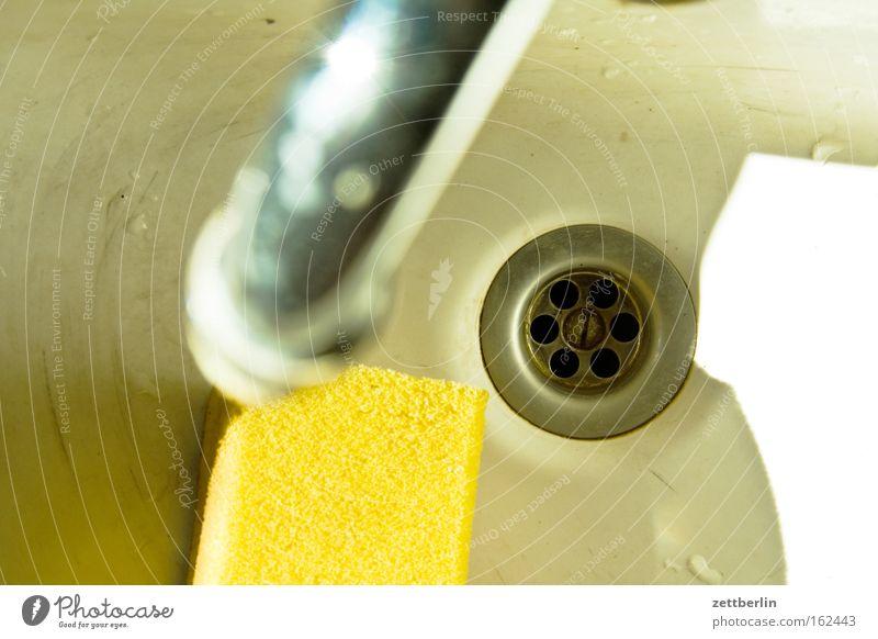 Water Clean Bathroom Drainage Basin Body care tools Sponge Sanitary